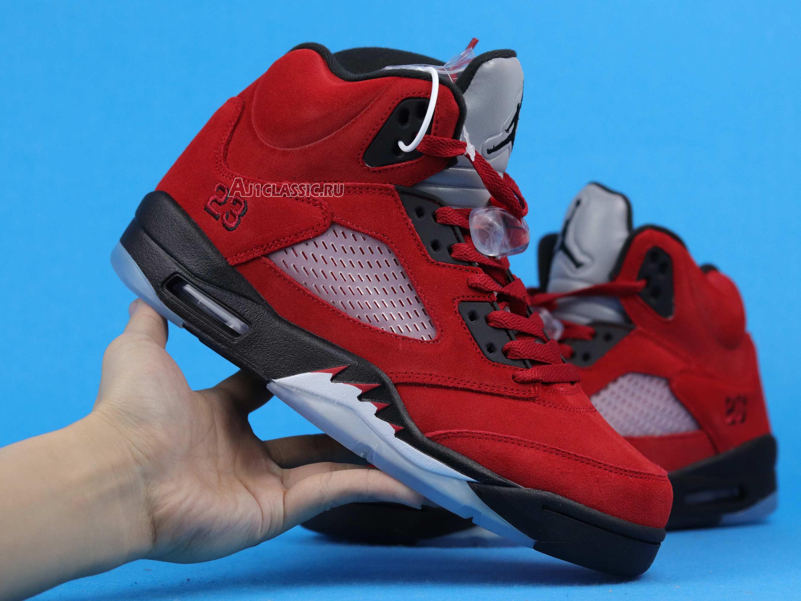 "Air Jordan 5 Retro ""Raging Bull"" 2021 DD0587-600"
