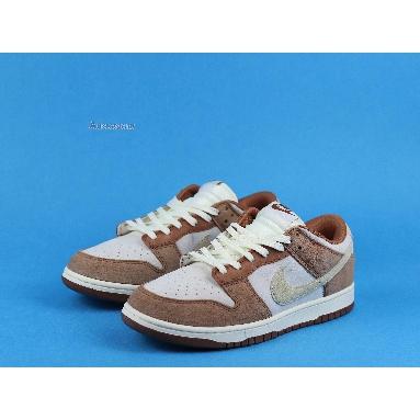 Nike Dunk Low Premium Medium Curry DD1390-100 Sail/Medium Curry/Fossil Sneakers