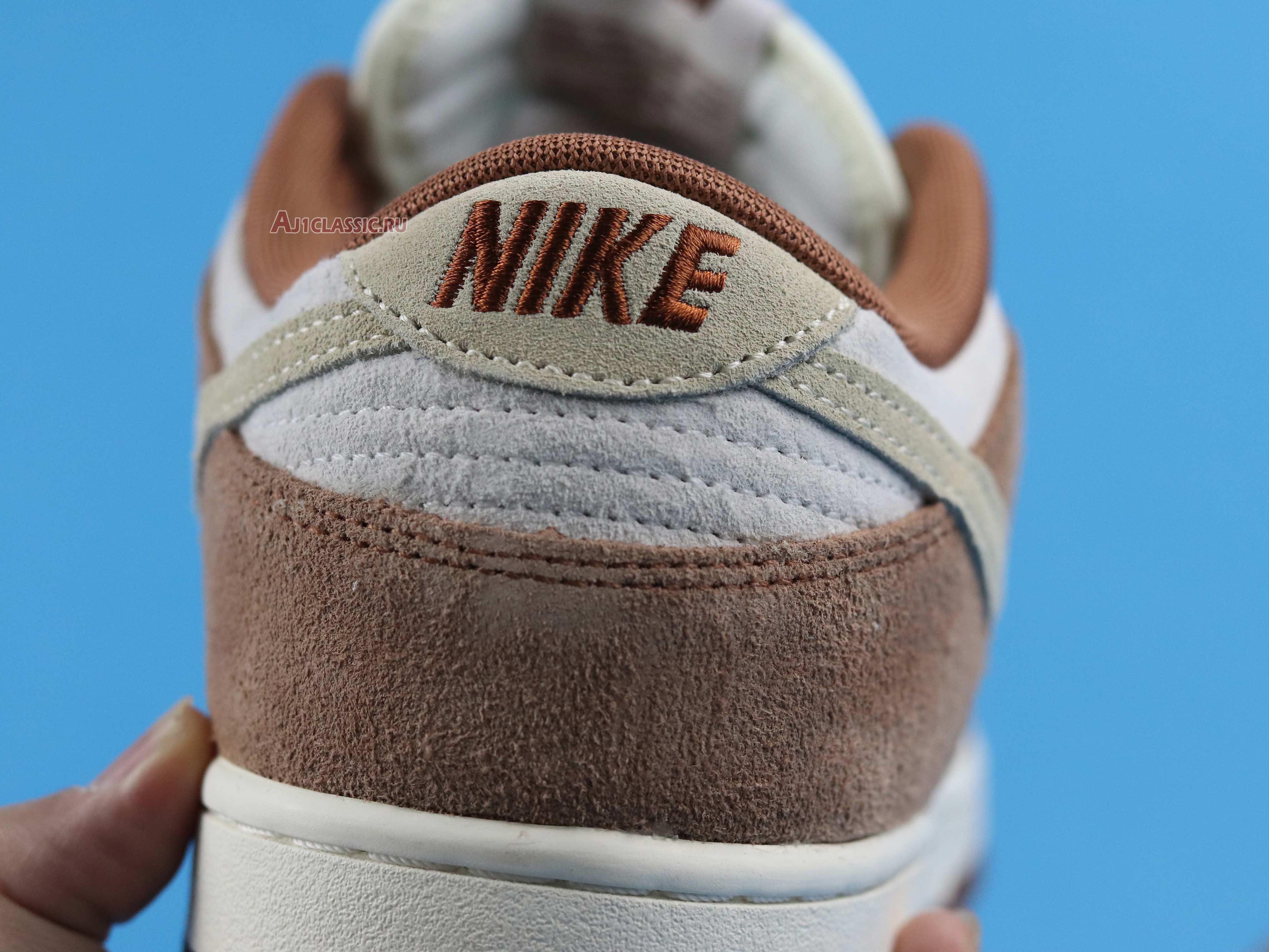 "Nike Dunk Low Premium ""Medium Curry"" DD1390-100"
