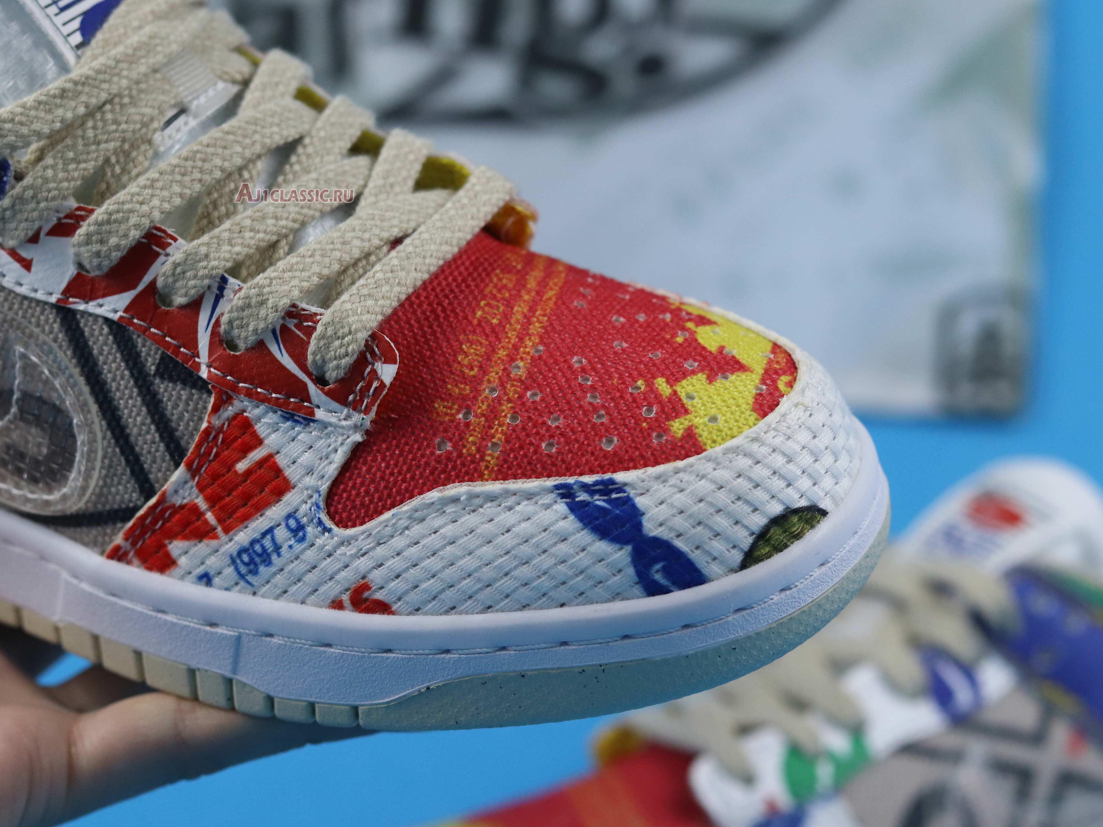 "Nike Dunk Low ""City Market"" DA6125-900"