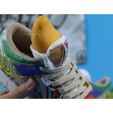 Nike Dunk Low City Market DA6125-900 Multi-Color/Multi-Color Sneakers