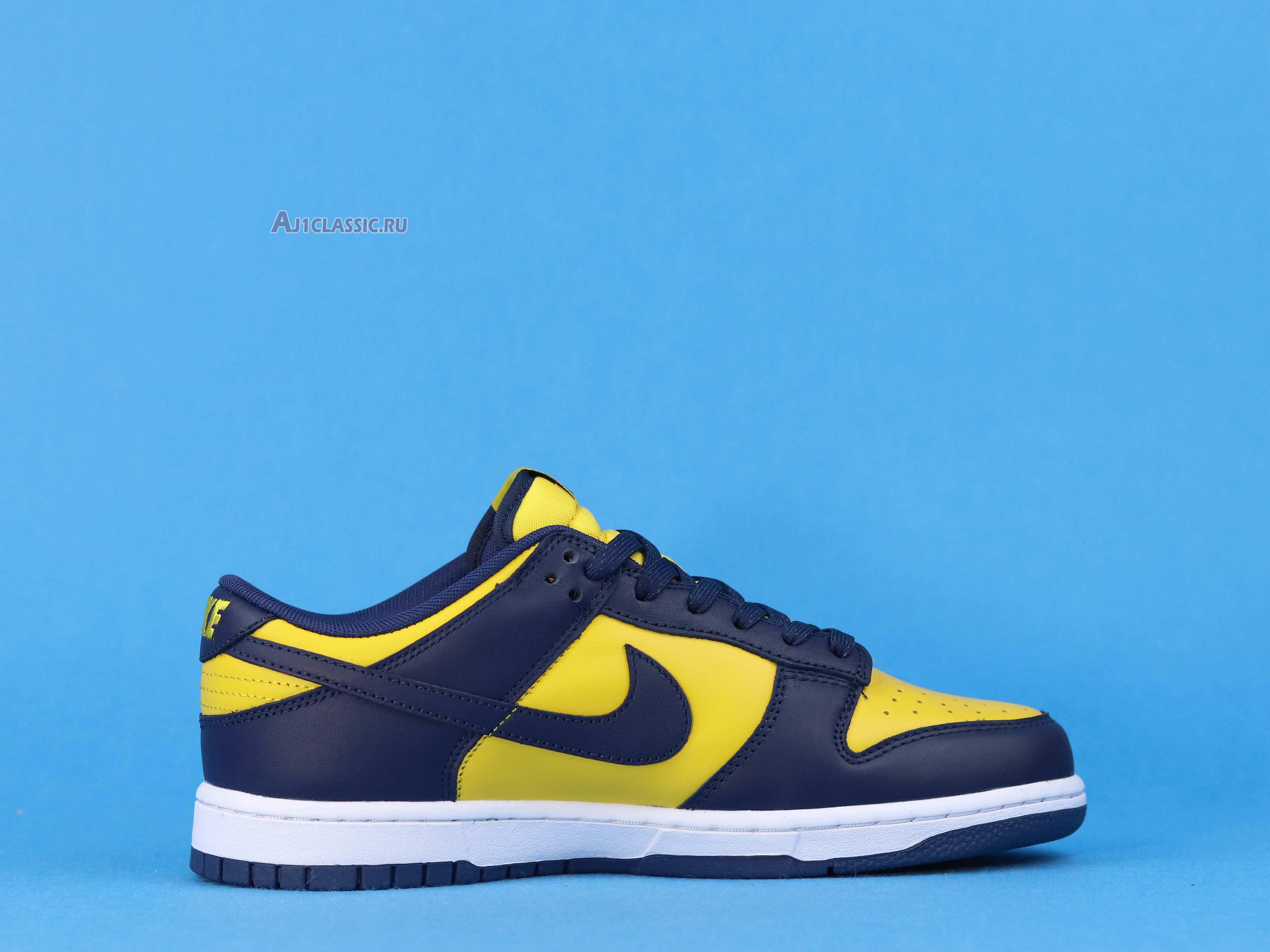 "Nike Dunk Low ""Michigan"" 2021 DD1391-700"