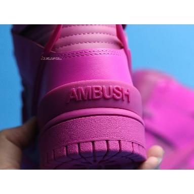 AMBUSH x Nike Dunk High Cosmic Fuchsia CU7544-600 Active Fuchsia/Lethal Pink/Cosmic Fuchsia Sneakers