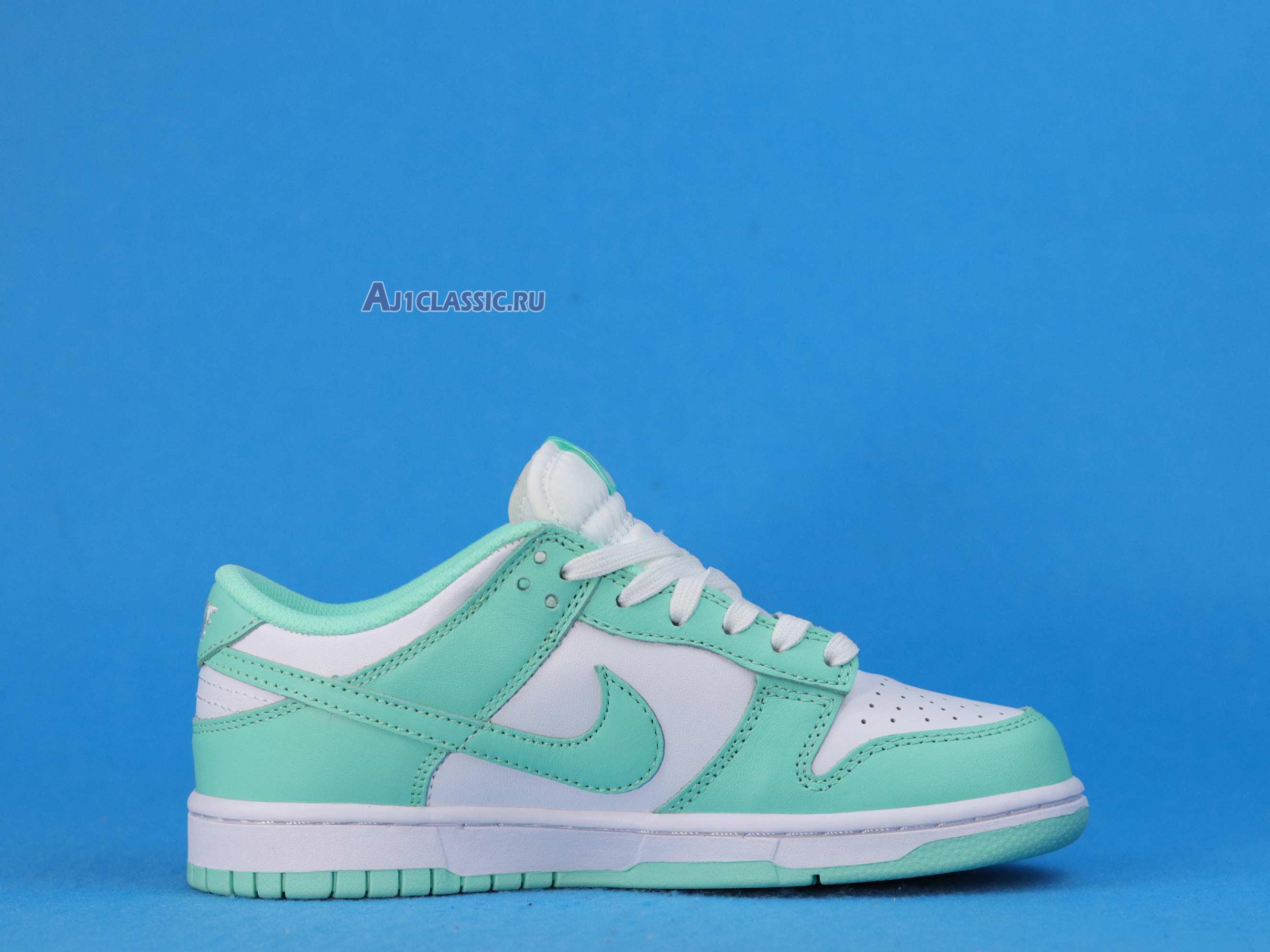 "Wmns Nike Dunk Low ""Green Glow"" DD1503-105"