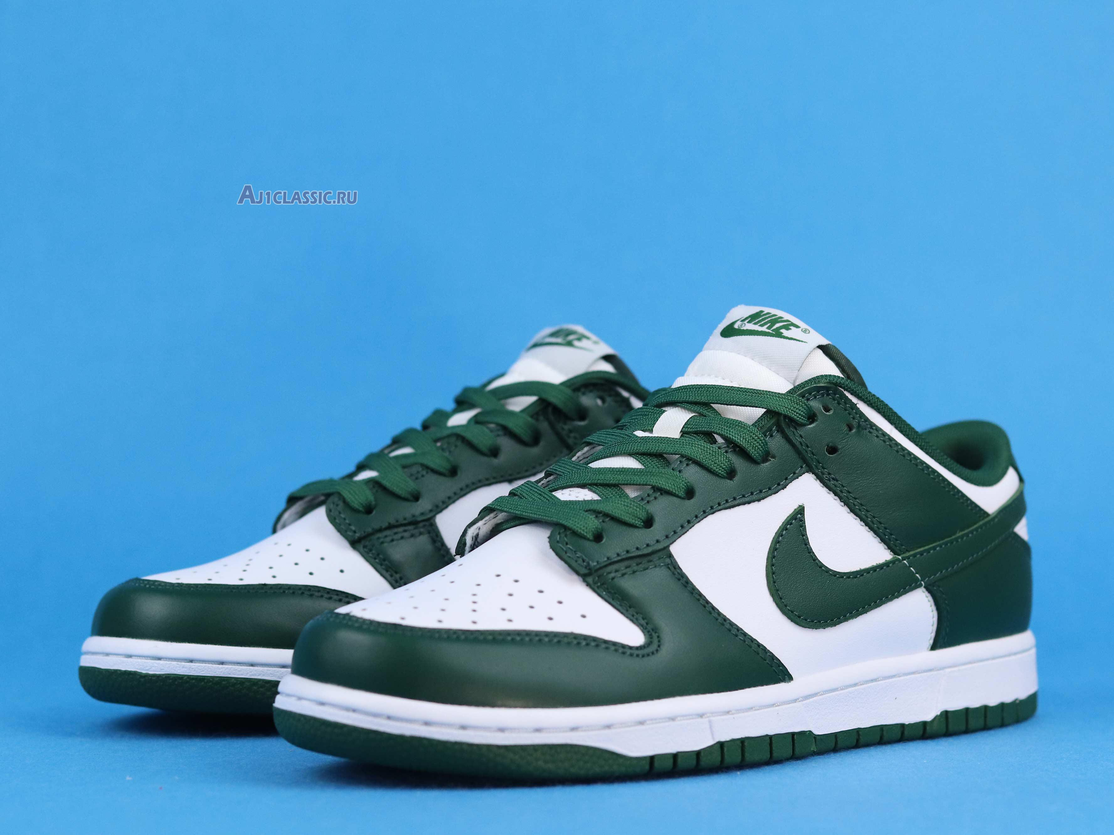DUNK LOW GS 'MICHIGAN STATE'