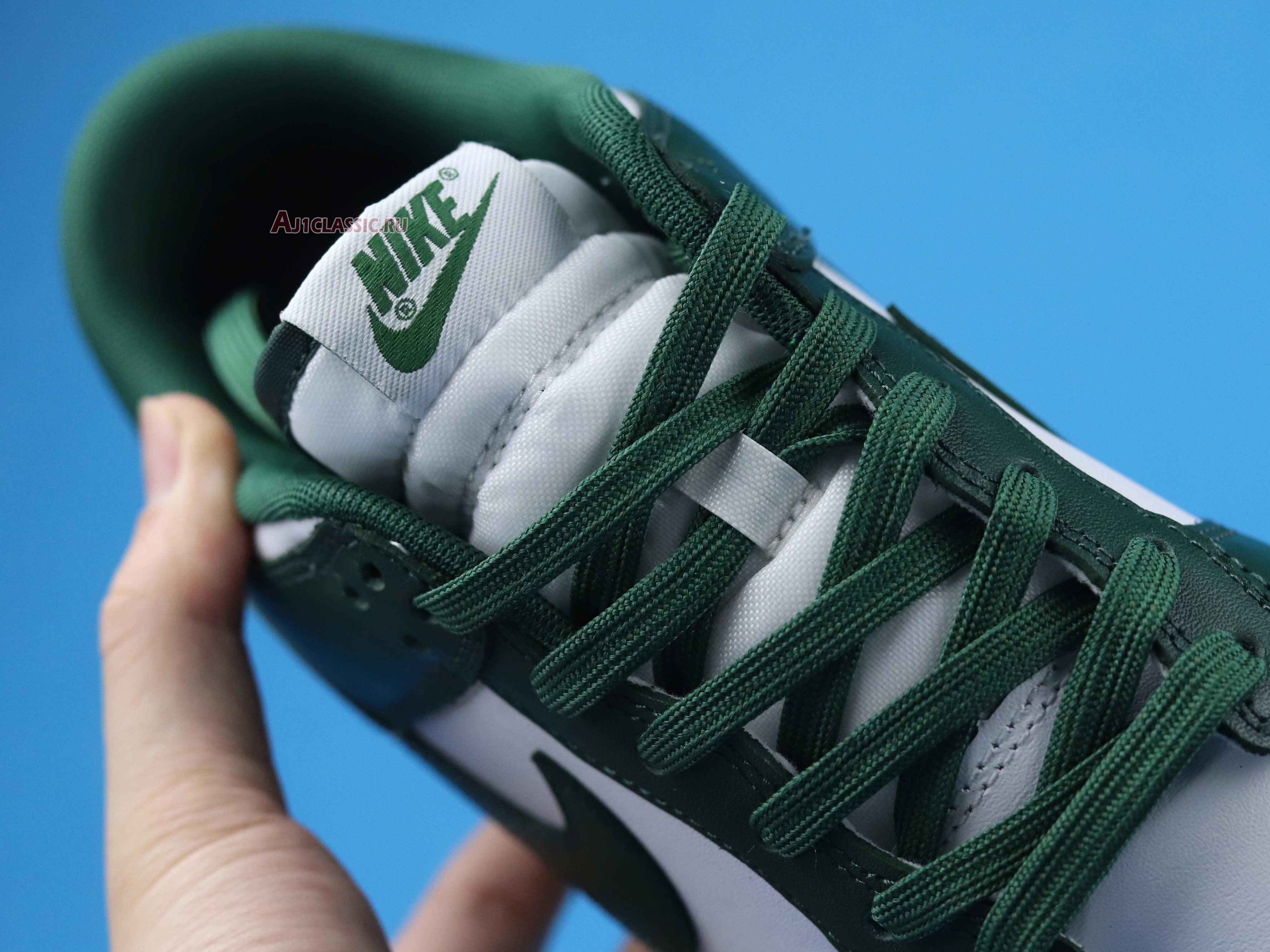 "Nike Dunk Low ""Michigan State"" DD1391-101"