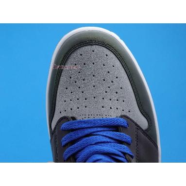 League of Legends x Air Jordan 1 Zoom Comfort World Championship 2020 DD1453-001 Iron Grey/Light Smoke Grey/Racer Blue/White Sneakers