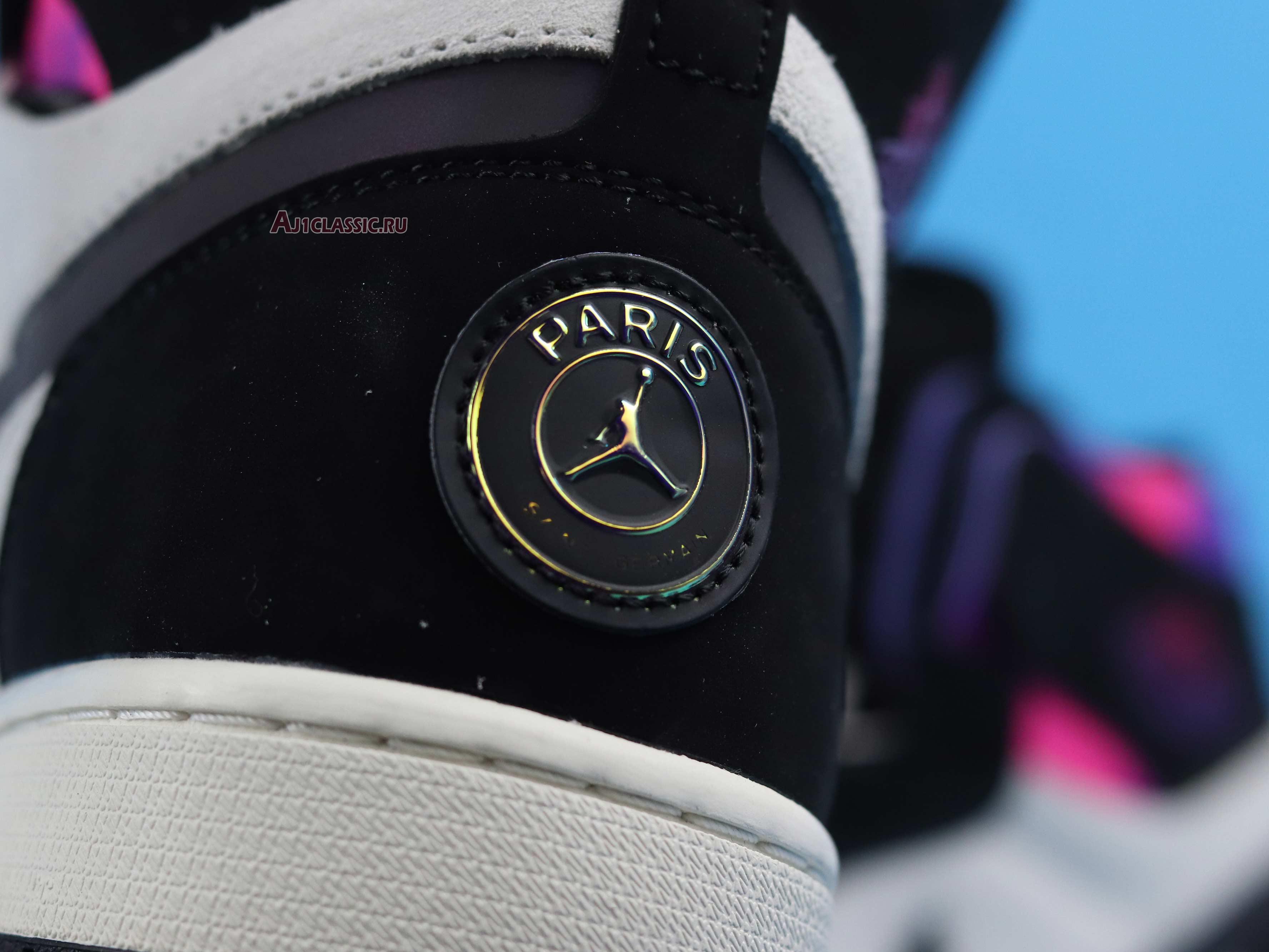 """Paris Saint-Germain x Air Jordan 1 High Zoom Comfort """"Paris"""" DB3610-105"""