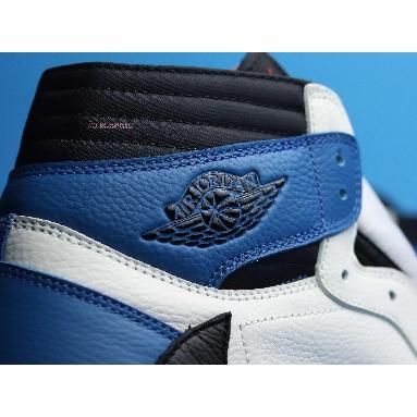 TRAVIS SCOTT X FRAGMENT X AIR JORDAN 1 HIGH OG SP MILITARY BLUE DH3227-105-02 Sail/Black-Military Blue-Shy Pink Sneakers
