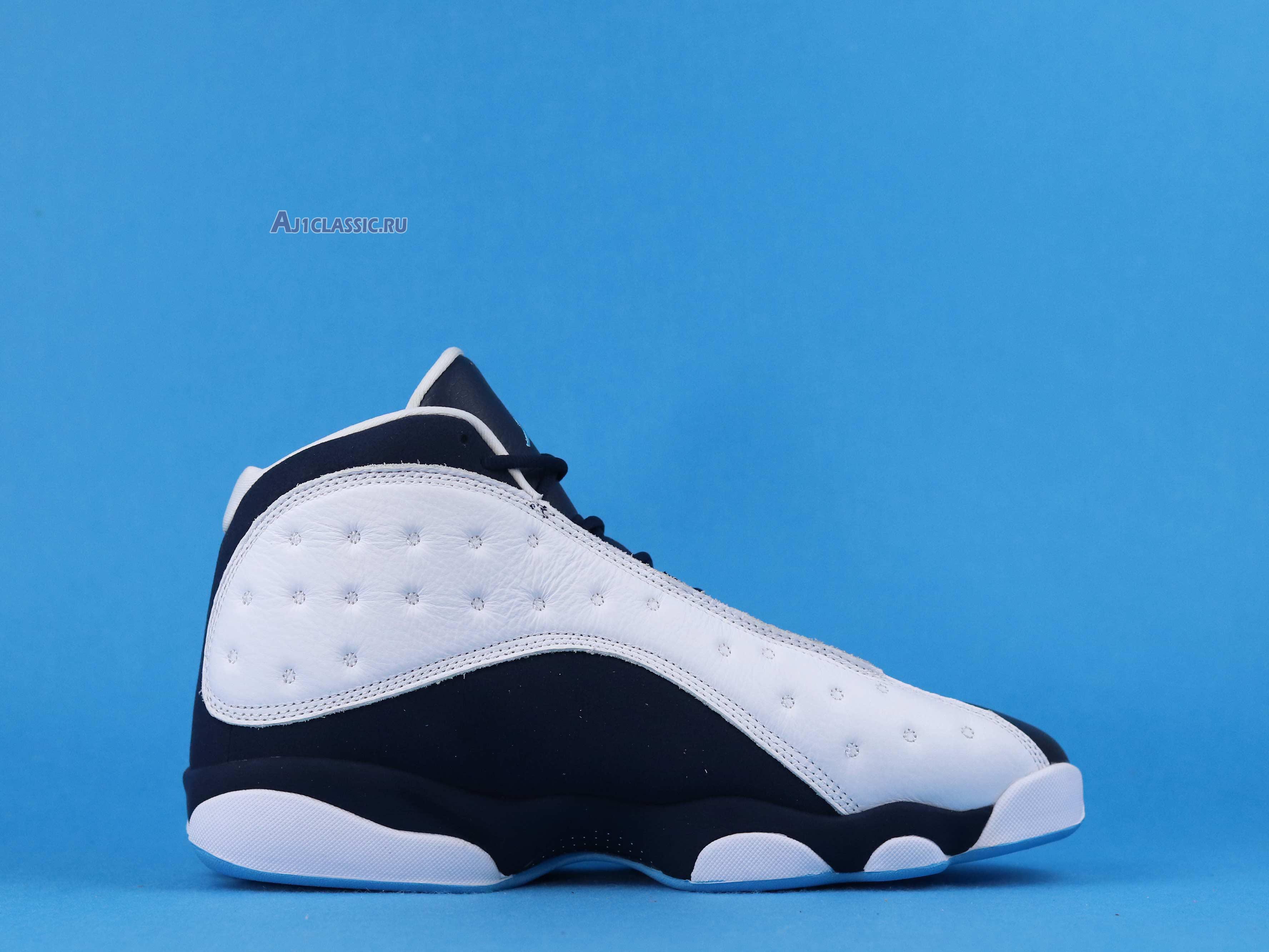 "Air Jordan 13 Retro ""Obsidian"" 414571-144"