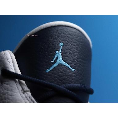 Air Jordan 13 Retro Obsidian 414571-144 White/Obsidian/Dark Powder Blue Sneakers