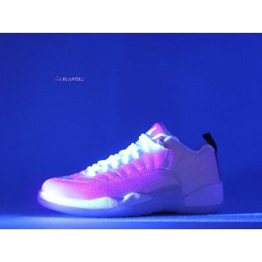 Air Jordan 12 Retro Low Easter DB0733-190 White/White-Multi-Color Sneakers