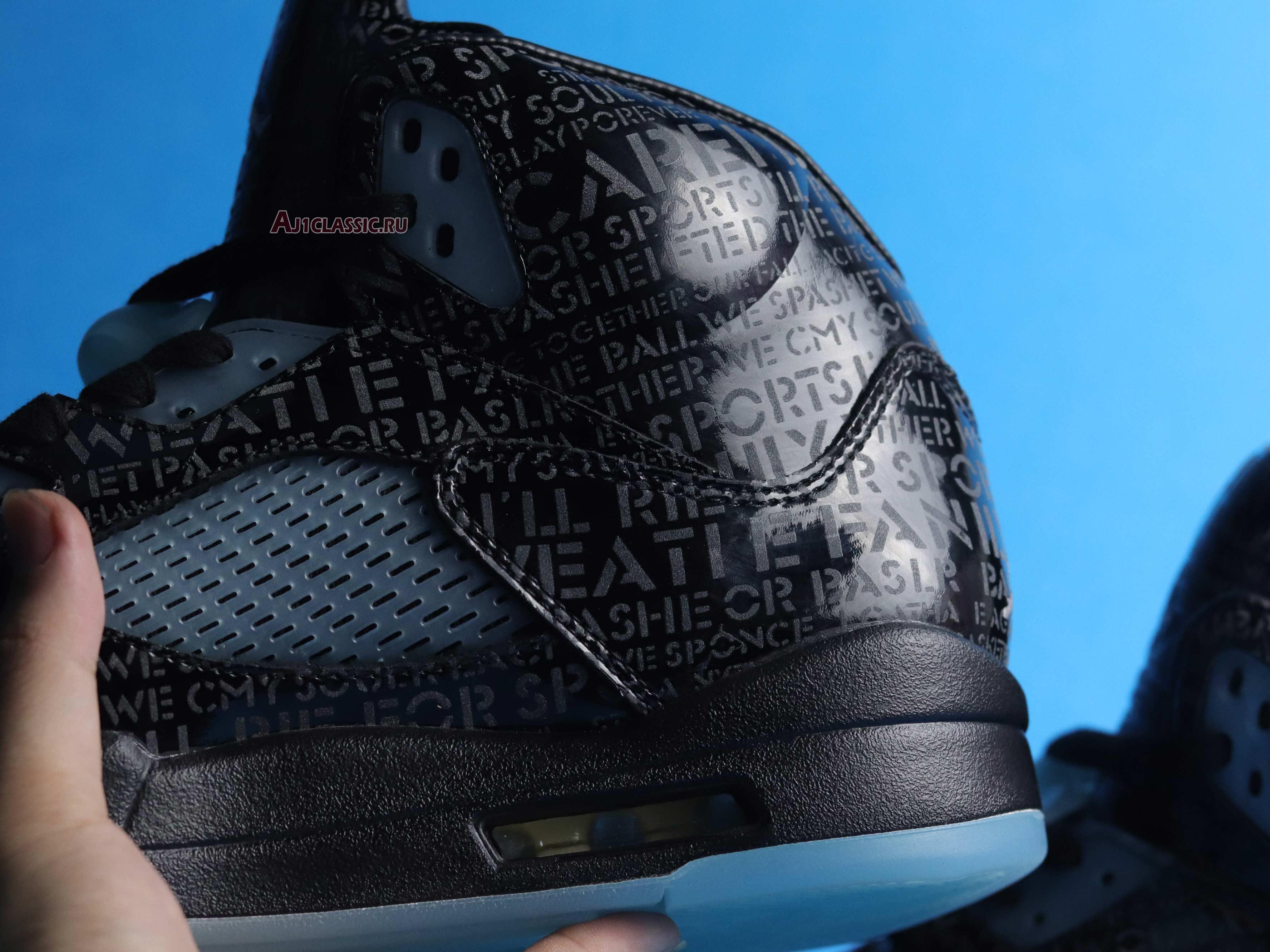 "Air Jordan 5 Retro DB ""Doernbecher"" 633068-010"