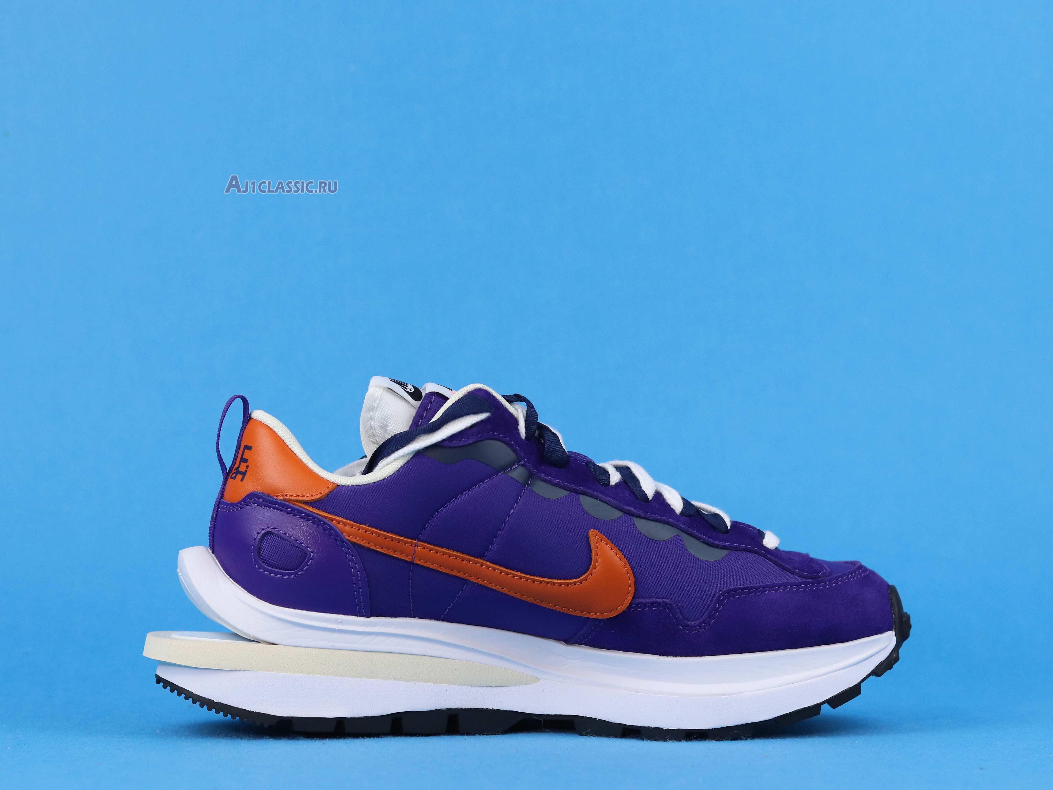 "Sacai X Nike VaporWaffle ""Dark Iris"" DD1875-500"