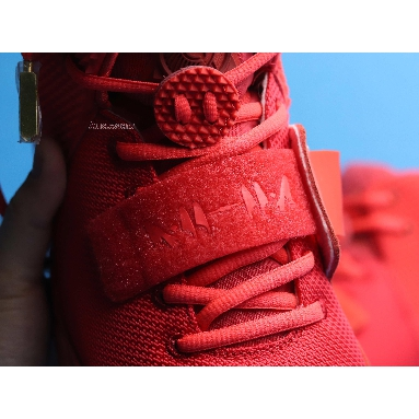 Nike Air Yeezy 2 SP Red October 508214-660 Red/Red Sneakers