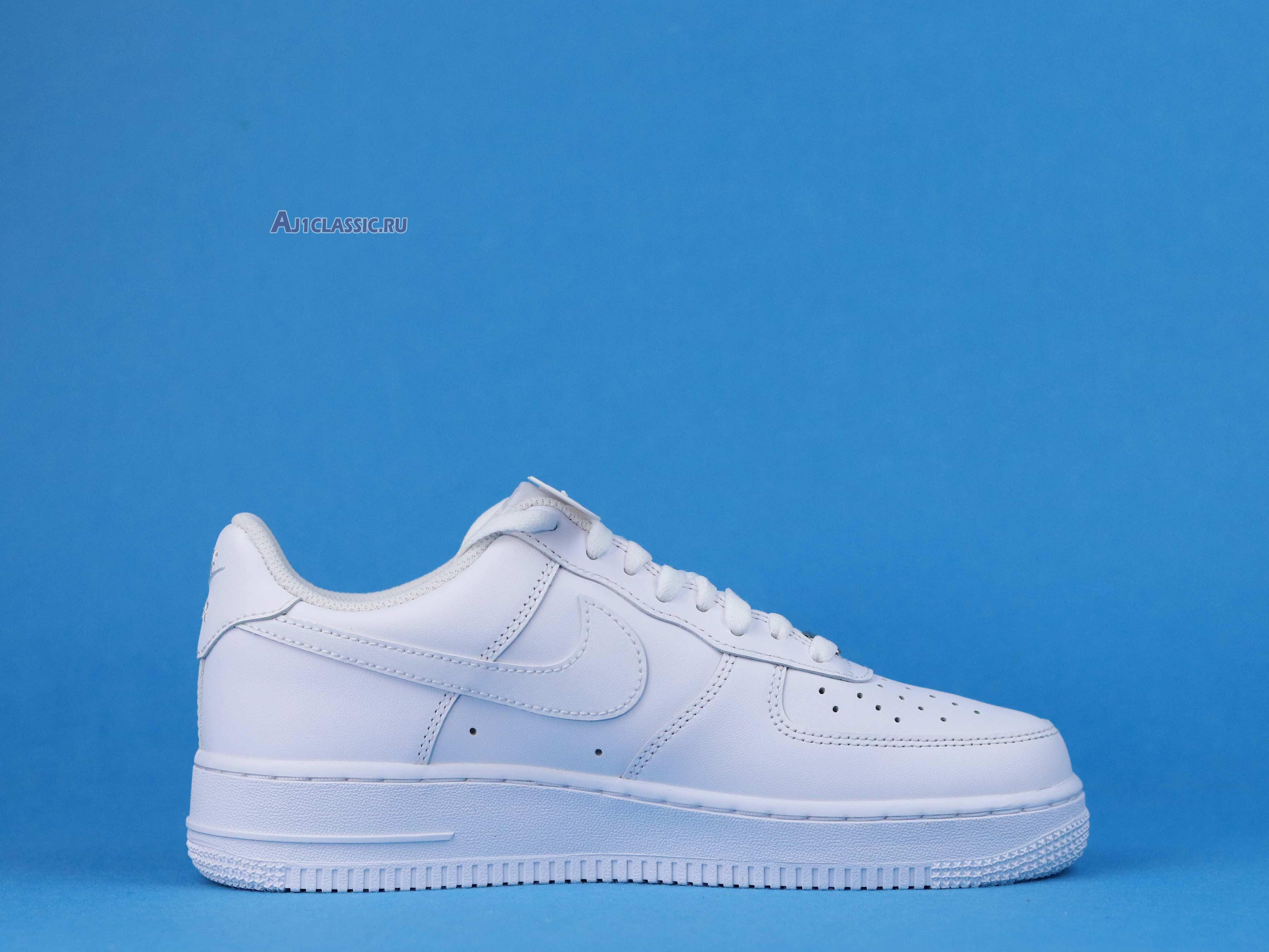 """Nike Air Force 1 Low 07 """"White"""" 315122-111"""