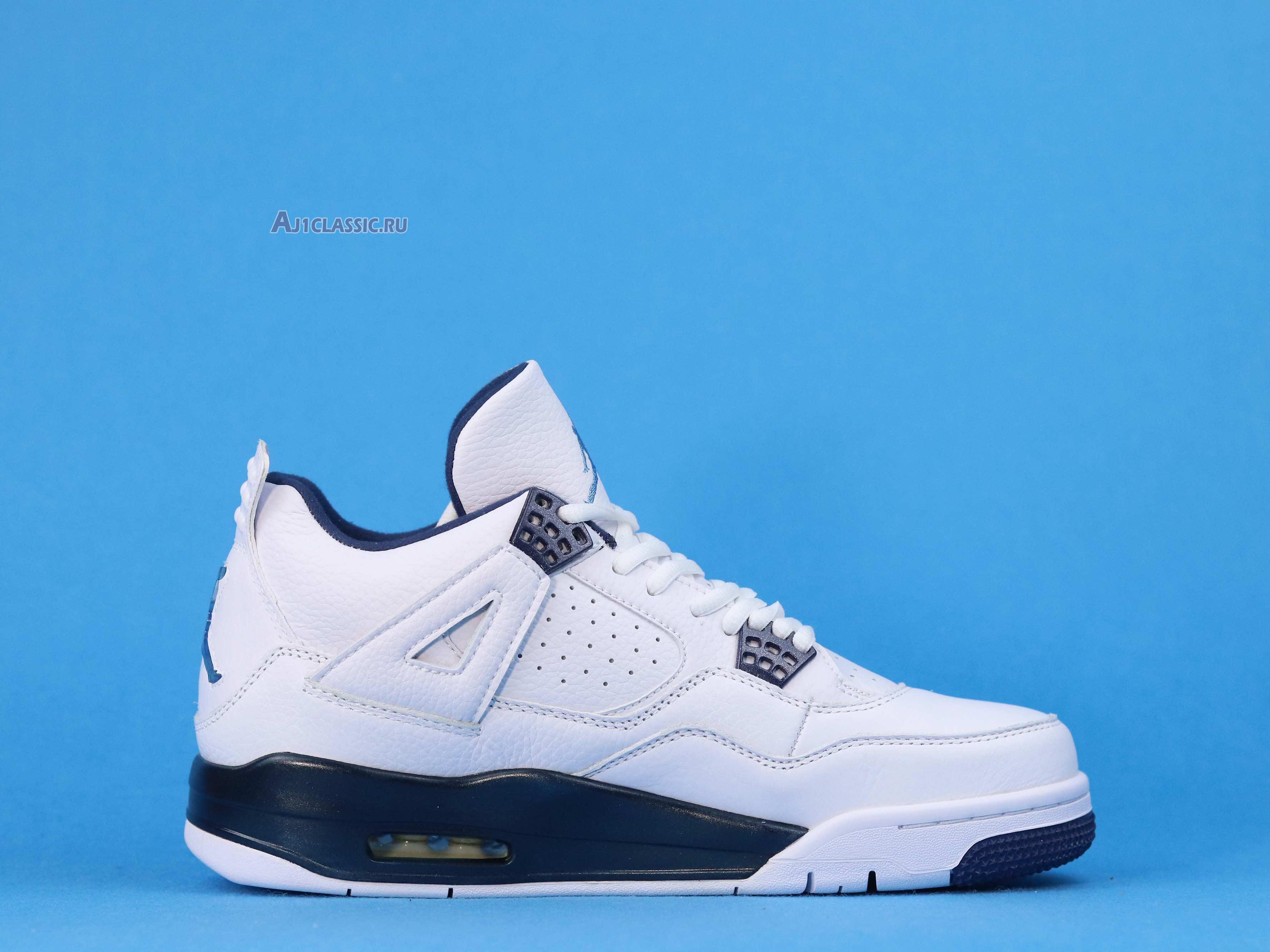 """Air Jordan 4 Retro LS """"Legend Blue"""" 314254-107"""