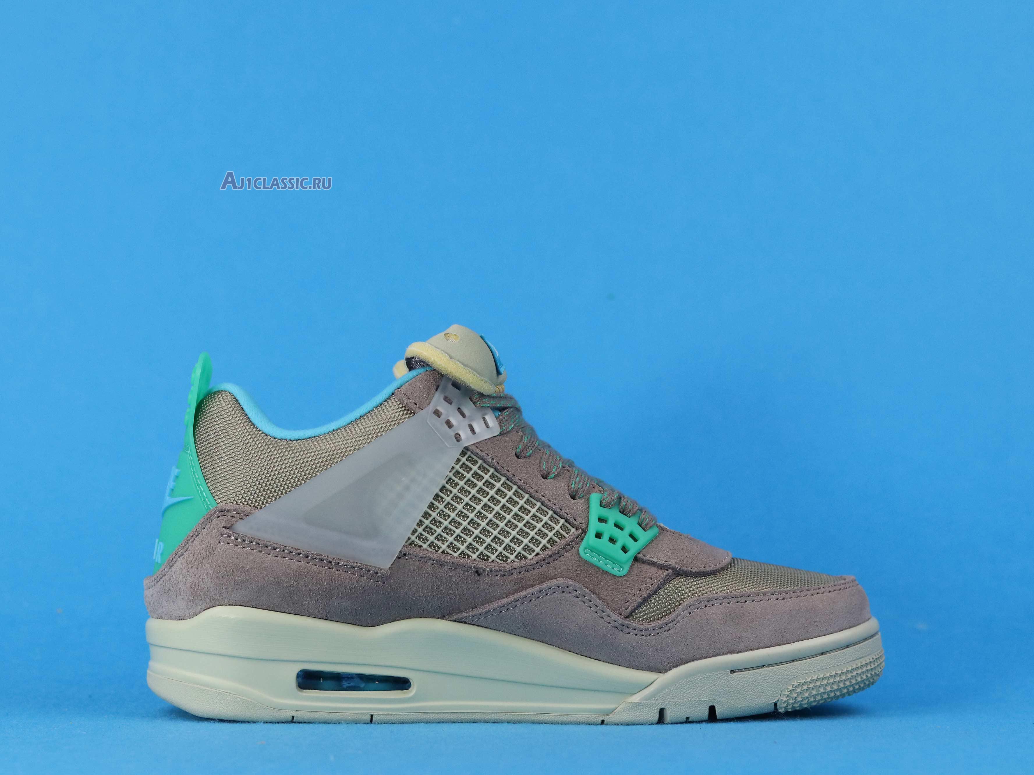 """Union LA x Air Jordan 4 Retro """"Taupe Haze"""" DJ5718-242"""