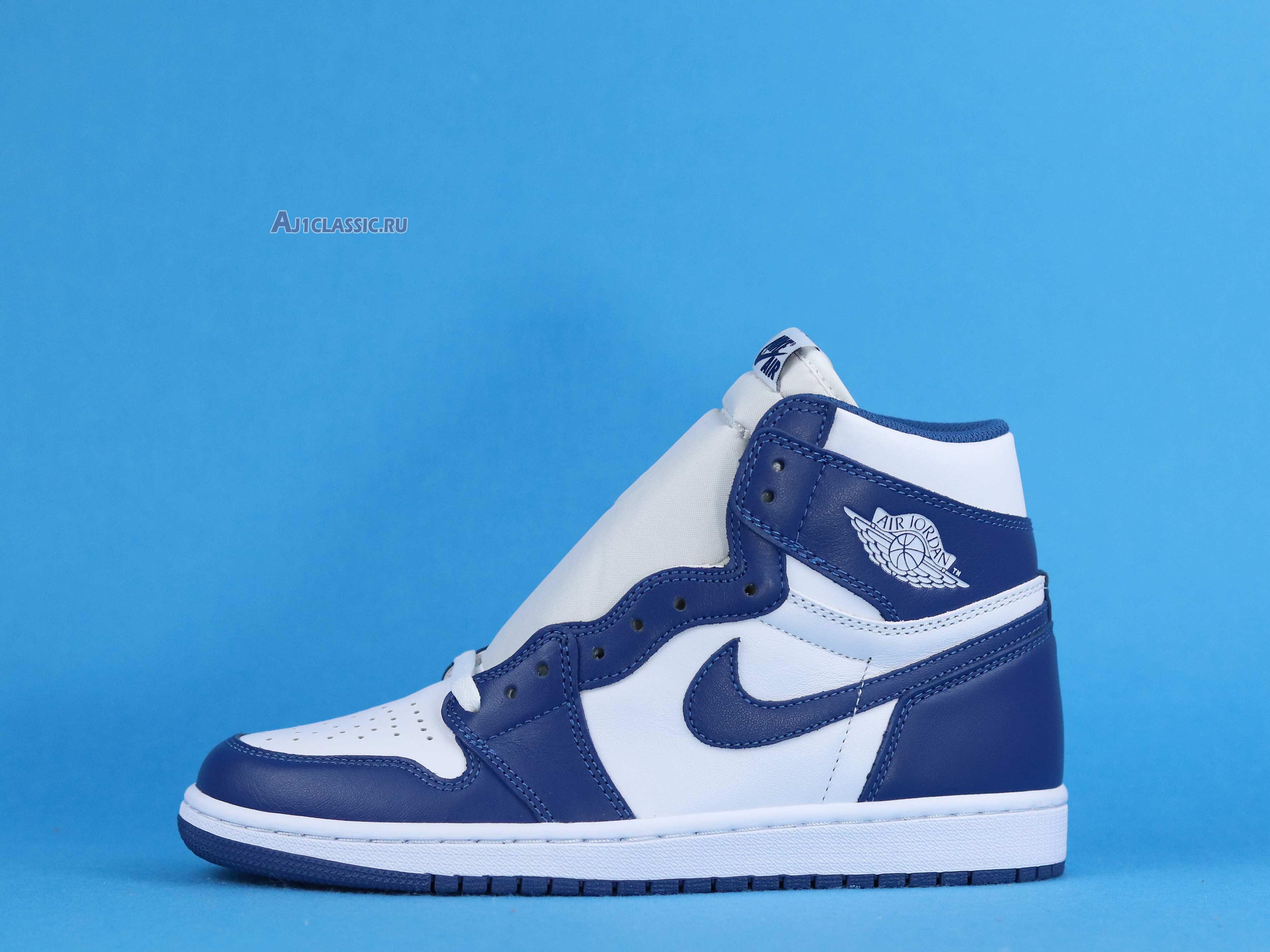 """Air Jordan 1 Retro High OG """"Storm Blue"""" 555088-127"""