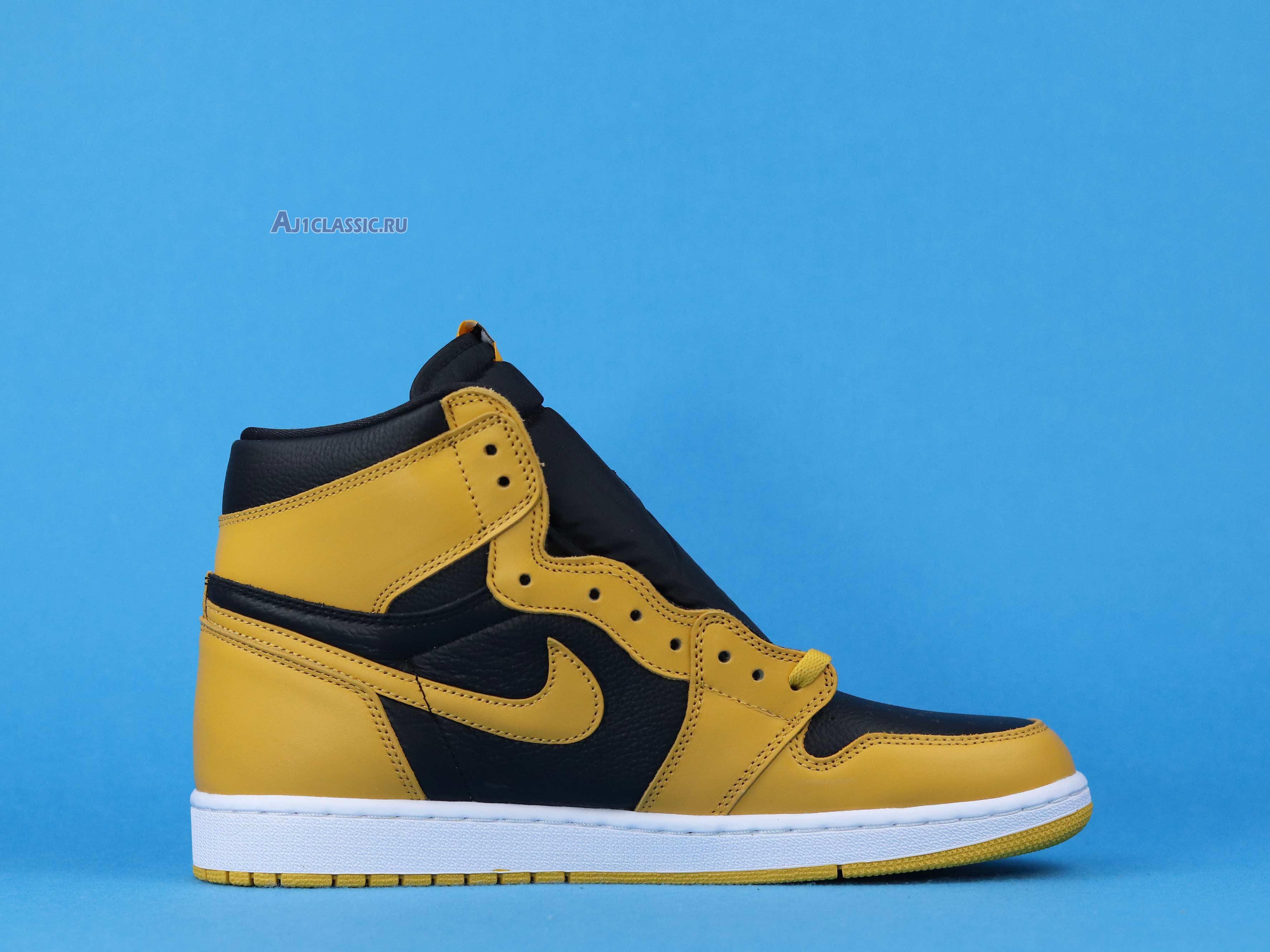 """Air Jordan 1 High Retro OG """"Pollen"""" 555088-701"""