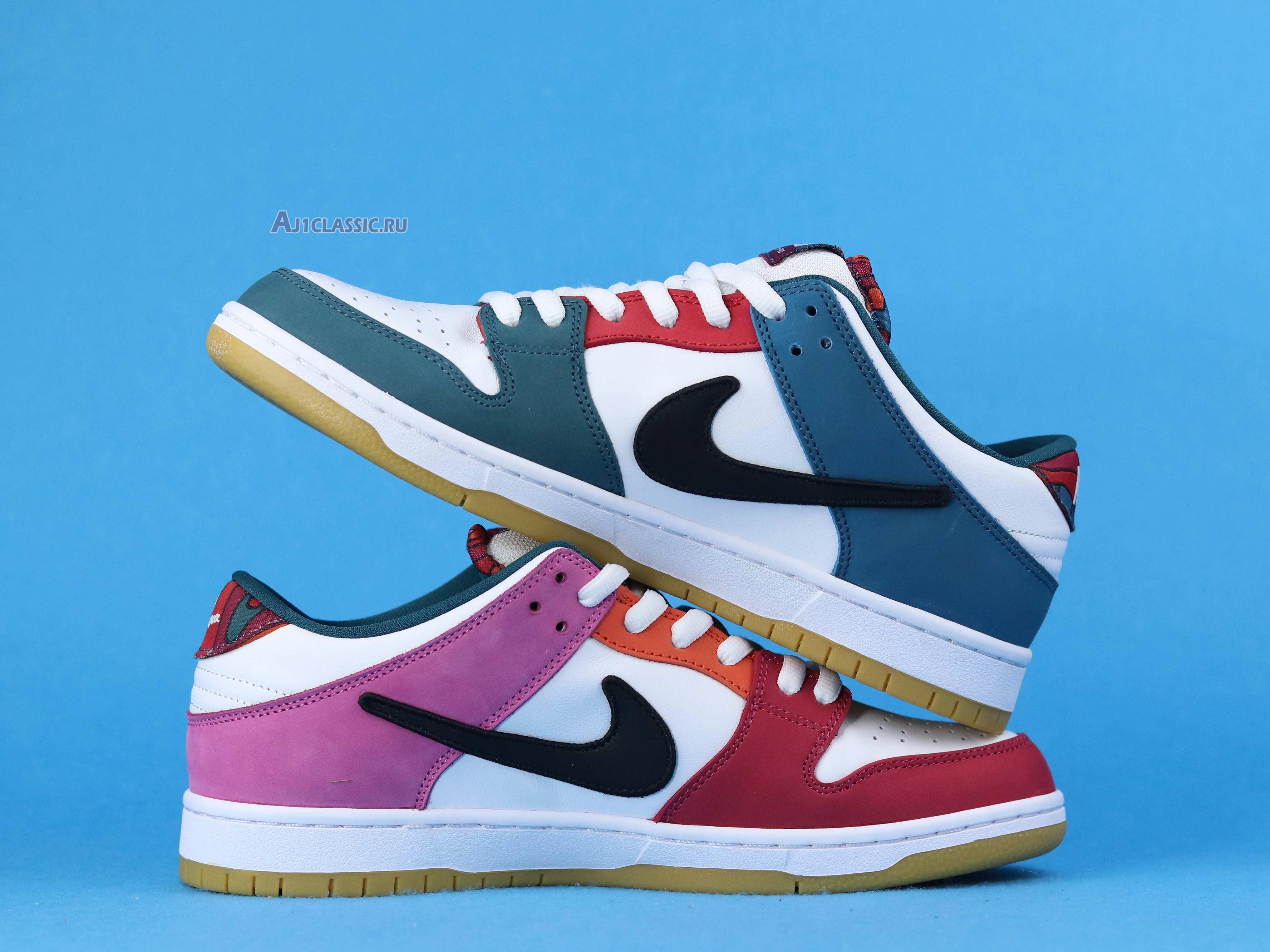 Parra x Nike SB Dunk Low DH7695-100