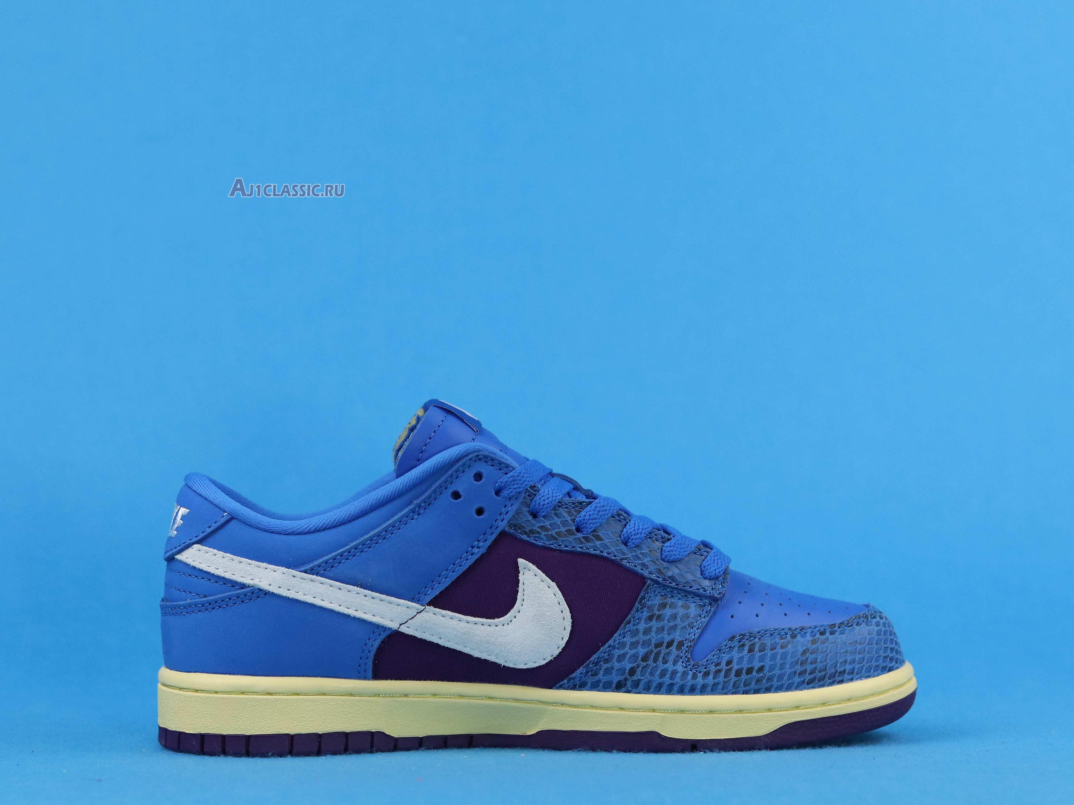 """Undefeated x Nike Dunk Low SP """"Dunk vs AF1"""" DH6508-400"""