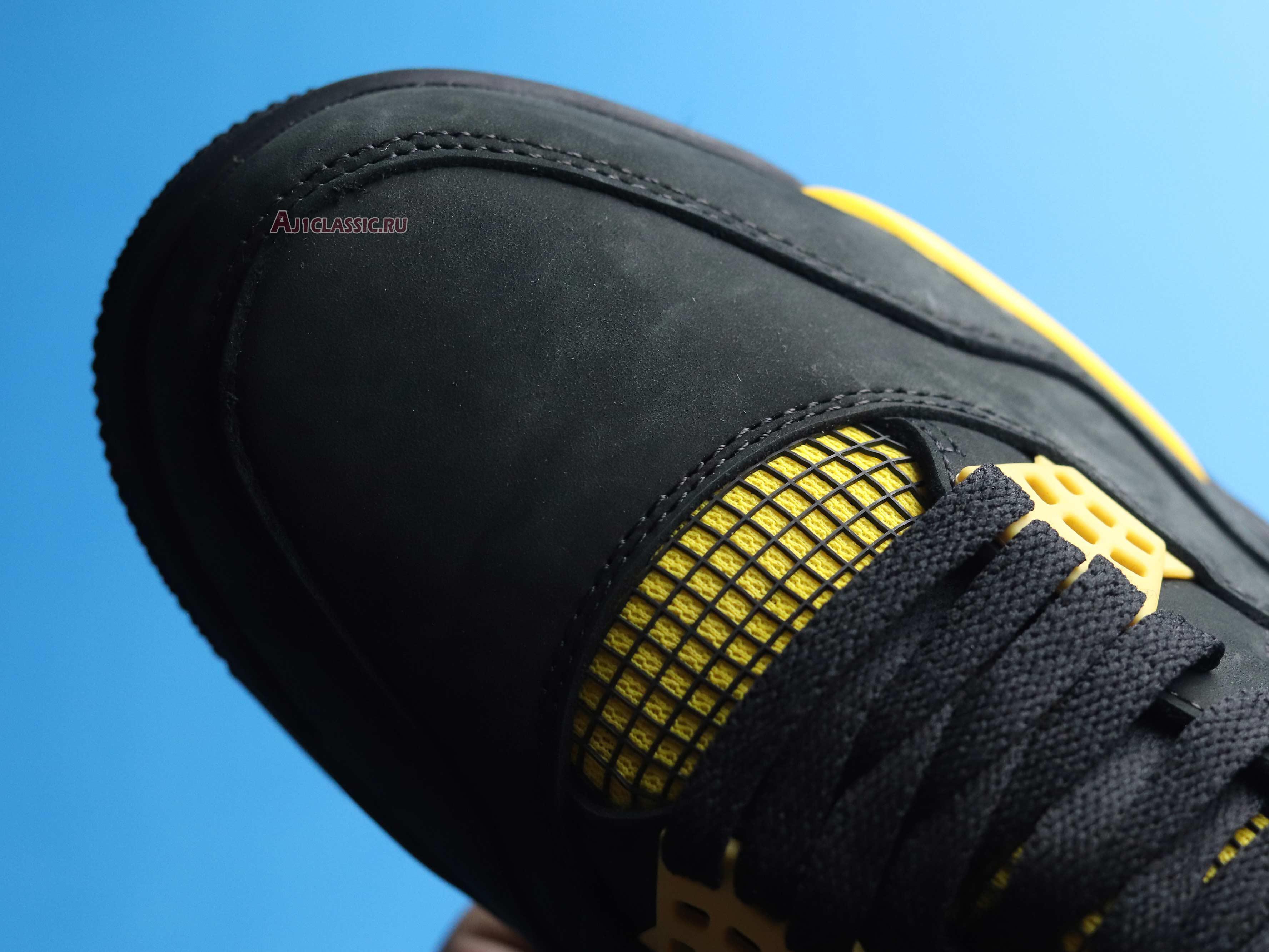 """Air Jordan 4 Retro """"Thunder 2012"""" 308497-008"""