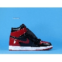 """Air Jordan 1 Retro High OG Patent """"Bred"""" 555088-063"""